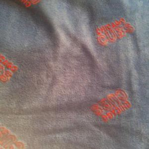 Other - Chicago cubs fabric